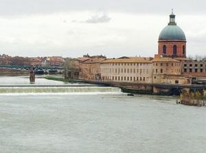 Toulouse France La Garonne